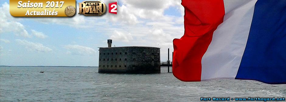 Pourquoi Fort Boyard ne sera pas diffusé les 22 juillet et 5 août?