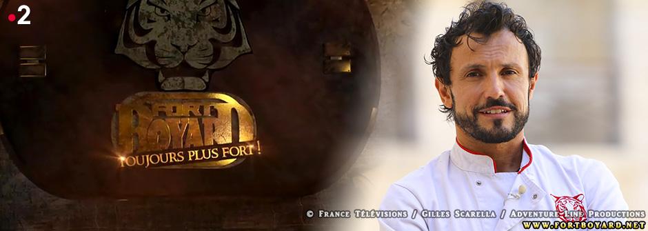 France 2 diffusera «Fort Boyard: toujours plus Fort!» les samedis 7 juillet et 25 août 2018 dès 23h10!