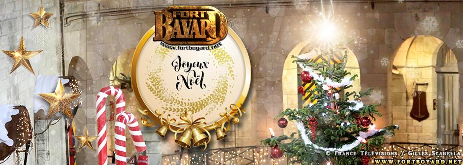 FortBoyard.net vous souhaite un Joyeux Noël!