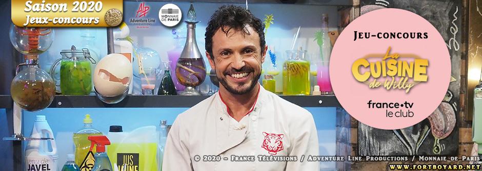 Le Club france.tv: remportez des cours de cuisine et des Boyards!