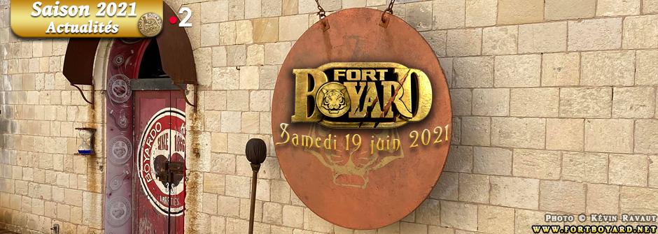 Fort Boyard 2021: la 32e saison démarrera le samedi 19 juin 2021 à 21h05!
