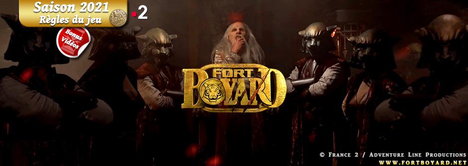 Fort Boyard 2021: les règles du jeu