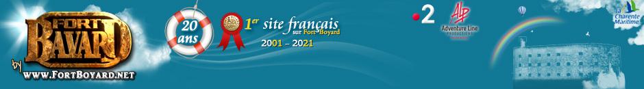 FortBoyard.net | Fort Bavard - Le premier site français sur Fort Boyard - saison 2017